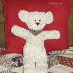 Aromatherapy Bear - SOLD