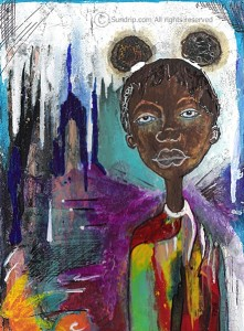 Young Girl fma