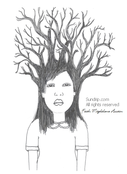 deepest roots available - Tree Drawings